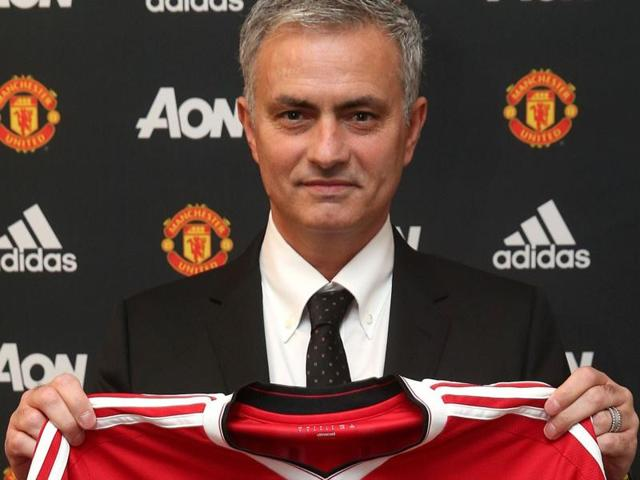 Manchester United manager Jose Mourinho boasted that giant clubs needed the best managers.