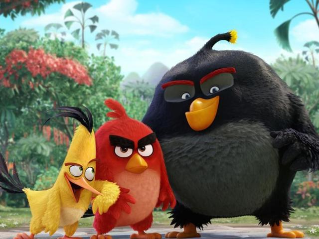 Angry Birds,Warcraft,Uncharted