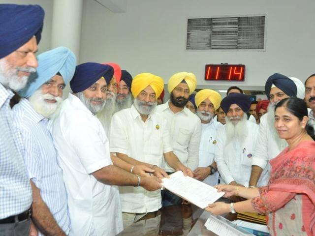 Balwinder Singh Bhunder,Rajya Sabha polls,Punjab assembly