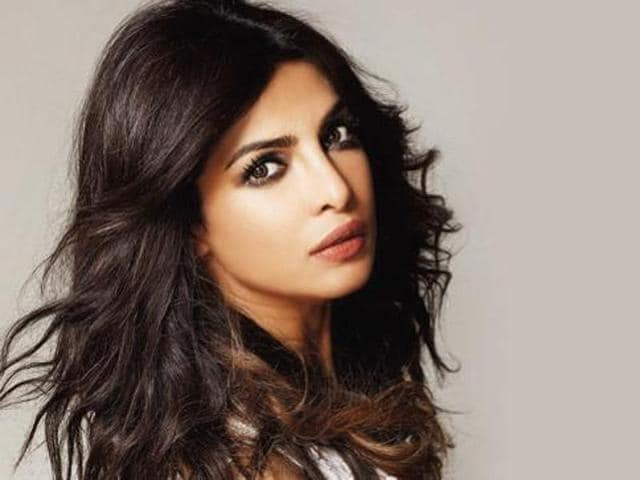 Priyanka has become a household name in the US after her TVshow  Quantico. (HTPhoto)