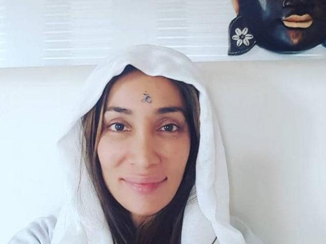 Sofia Hayat said in a recent interview that she is 'the holy mother'.