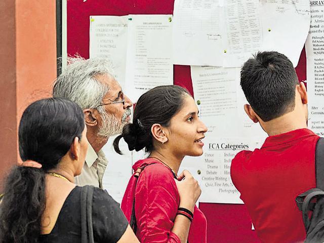 Delhi University,online forms,admissions