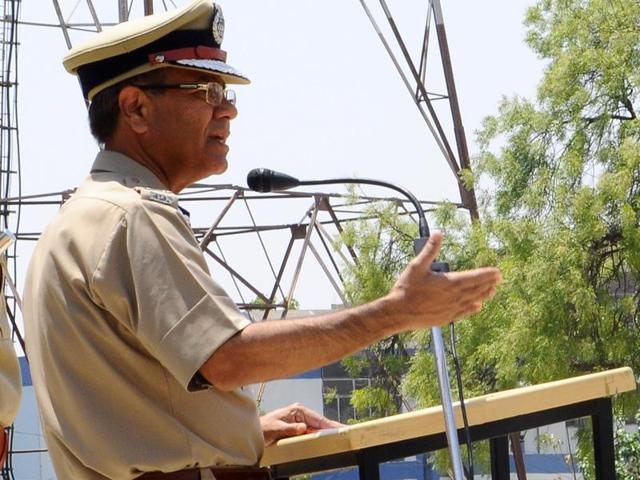 Haryana DGP