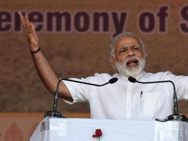 Modi said his government's proactive agenda for a peaceful and prosperous neighbourhood began from the very first day of his government.