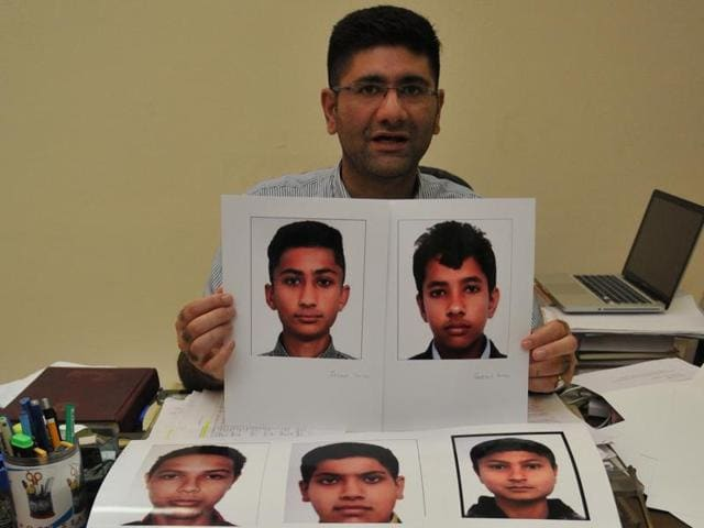 Police have released the pictures of some of the boys to the media for identification and sent 13 images to the Indian embassy in the US to locate the children and bring them back.
