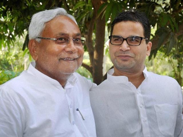 The Congress has hired Prashant Kishor (R), the man widely believed responsible for Modi's and Bihar chief minister Nitish Kumar's  (L) electoral success. However, Kishor is facing an uphill task in getting his ideas accepted and implemented.