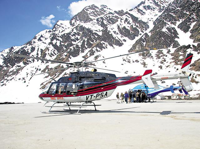 choppers,kedarnath,wildlife