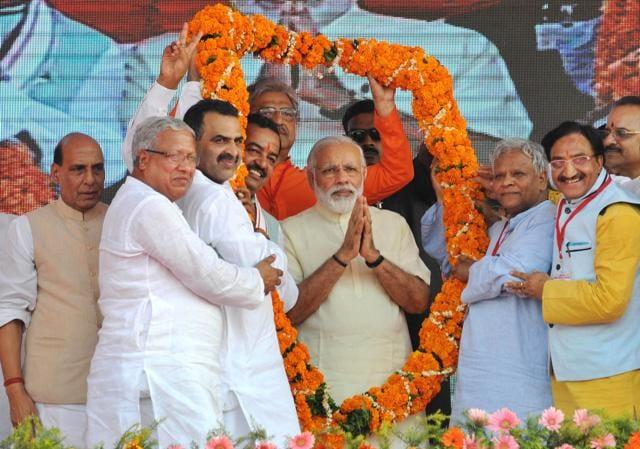 Goonda Raj,Uttar Pradesh,Assembly elections 2017