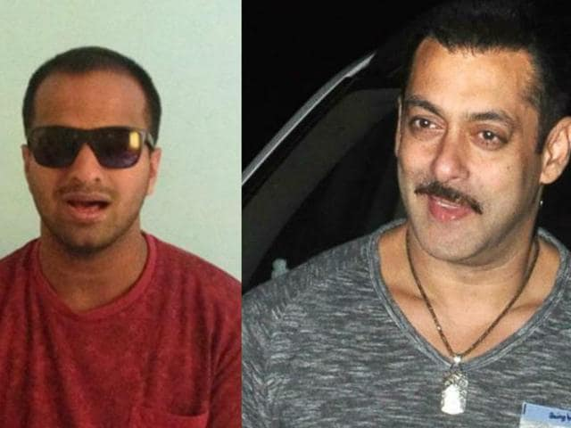 Salman Khan paid a visit to the sets of Sa Re Ga Ma and appreciated Jugpreet for his talent.