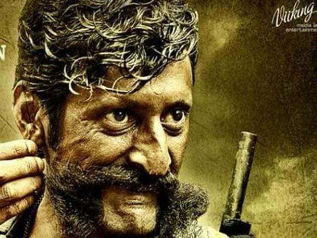 Veerappan has pace and a narrative technique which may give you a glimpse of Ram Gopal Varma's old charm.