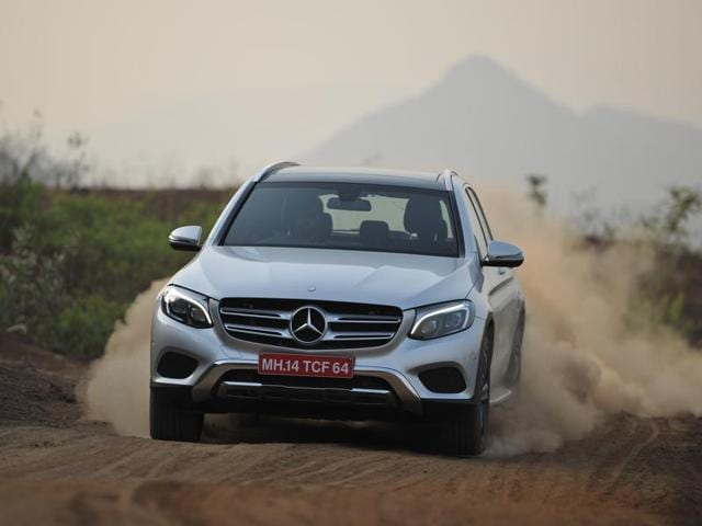 Mercedes finally plugs the only serious gap in its model range with the new GLC – an SUV that will take on the Audi Q5 and the BMW X3