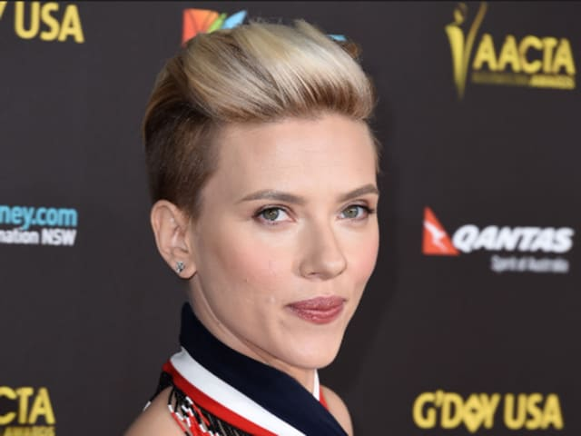 "Scarlett Johansson finds it ""disturbing"" how celebrities are victimised in this day and age."