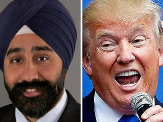 "Ravinder Bhalla, councilman-at-large of the City of Hoboken, New Jersey, in an opinion piece on NJ.com said that fear-mongering and divisiveness had never worked to solve people's differences and ""no public official, locally or nationally, should ever be telling you otherwise."""