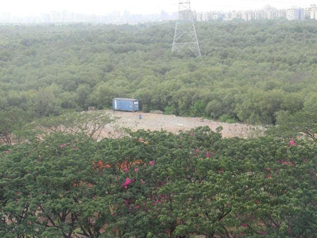 Mangroves,Dahisar,Lokayukta