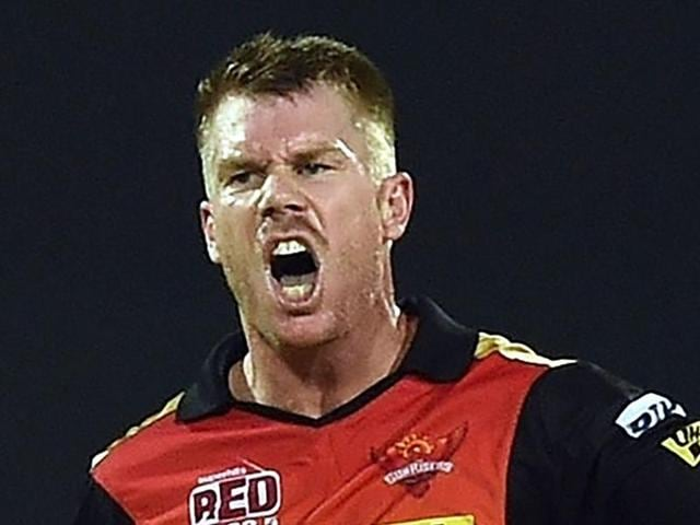 Had David Warner lost his wicket, it would have been termed a lame show under pressure. But the man who has given up alcohol to find fresh focus in his game is doing everything to find a new high.