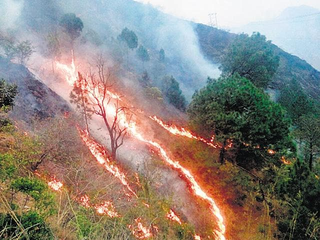 HThe proposed study may help understand the cause of such fires and the ways to deal with them.