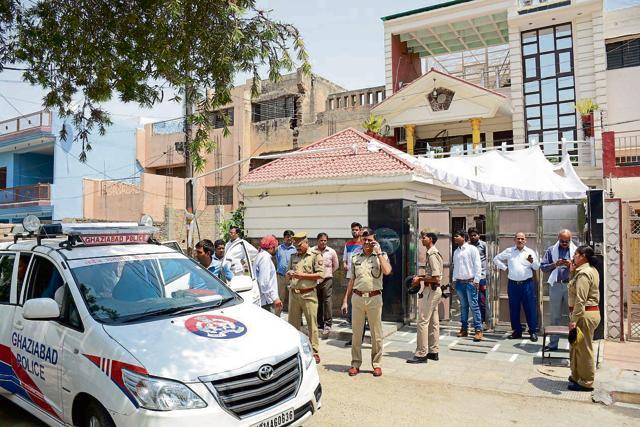 BSP,Ghaziabad,Police