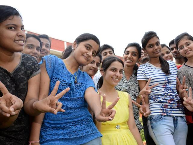 Girls outperformed boys in the intermediate arts (IA) examination conducted by Bihar school examination board (BSEB), the results of which were announce in Patna on Saturday.