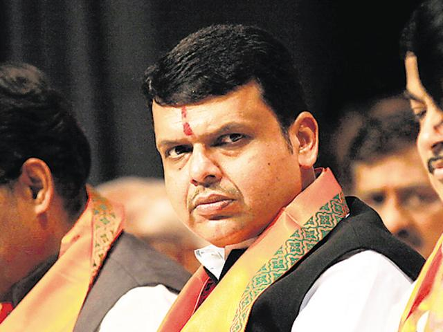 For Maharashtra CMDevendra Fadnavis's visit to Amravati a road was allegedly cleaned, that caused wastage of water in the drought-hit state.