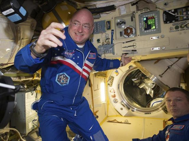You too could watch the Earth-to-space call live on NASA's Facebook page.