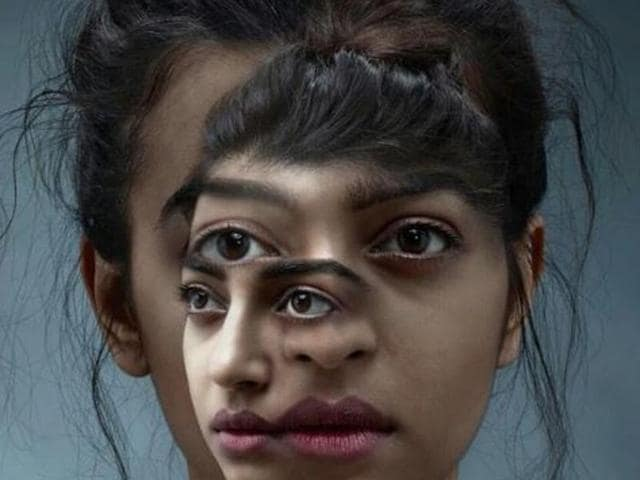 Radhika Apte in a still from Phobia.