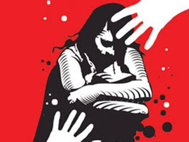 A 14-year-old boy allegedly tried to rape a 24-year-old woman but was caught villagers. The local panchayat punished him to a public beating by his father.