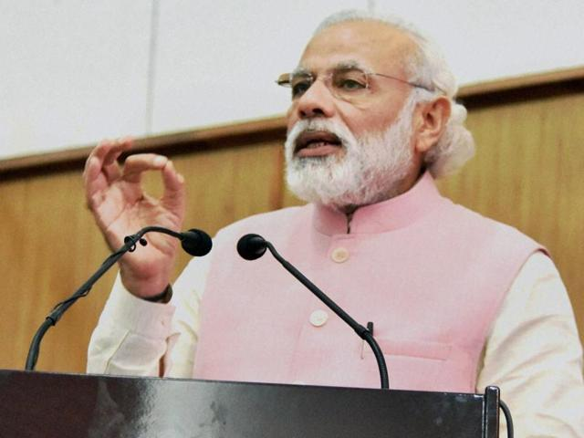 Prime Minister Narendra Modi said studies have shown that these fumes were equivalent to smoke from about 400 burning cigarettes.
