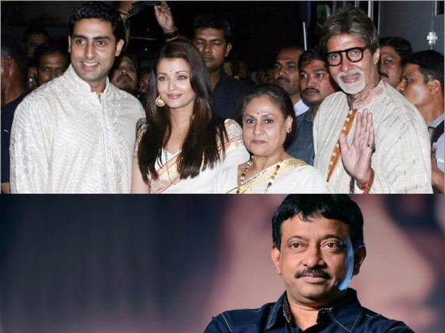 After being disassociated from Bollywood for sometime the Satya helmer was not in touch with anyone from the industry and says that he shares only a professional relationship with the Bachchan family.