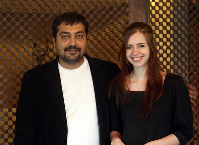 Filmmaker Anurag Kashyap did not turn up for a special screening of actor Kalki Koechlin's film Waiting.