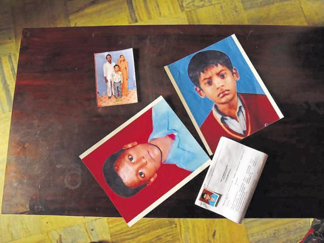 As per statistics, 22,000 children went missing from Delhi  in the past three years.