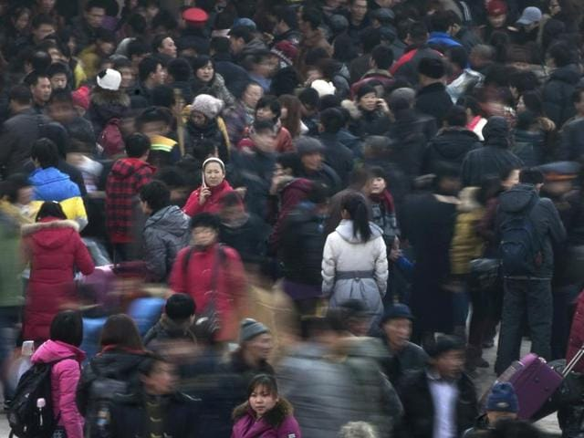 Chinese population above 60 years has crossed 220 million people constituting 16% of the total population, far sooner than expected.