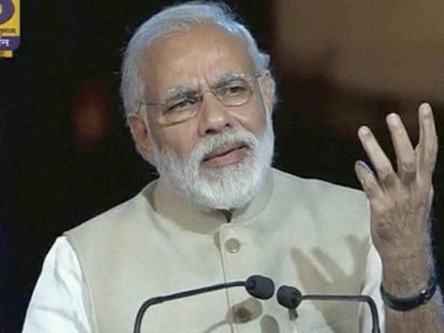 Prime Minister Narendra Modi,NDA,Modi@2