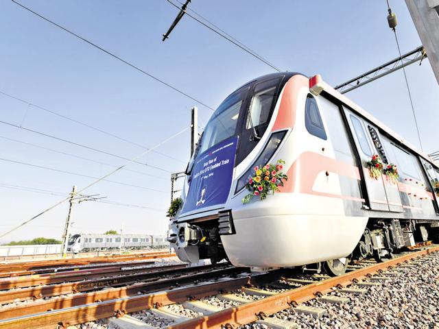 driverless light metro rail,Japan International Cooperation Agency,light metro rail for Bhopal and Indore