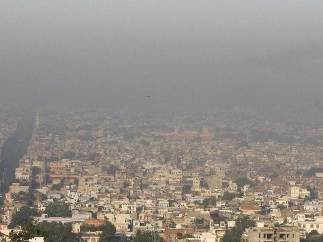 pollution,rajasthan,jaipur
