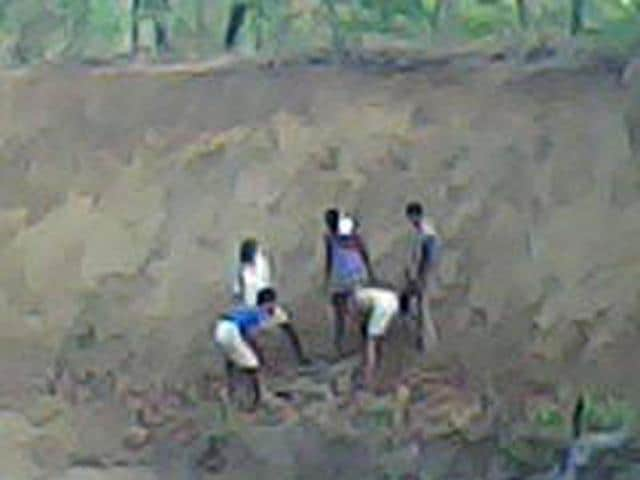 drought in MP