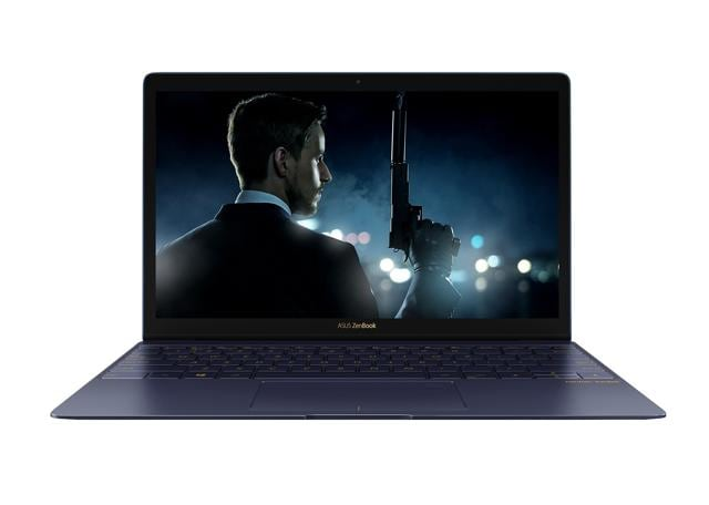 The latest iteration to the company's notebook lineup, the ZenBook 3 packs in top-of-the-line specifications in an impressively thin form-factor.
