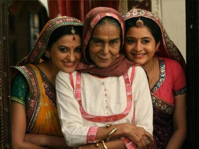 Balika Vadhu,Limca Book of Records,Aanandi