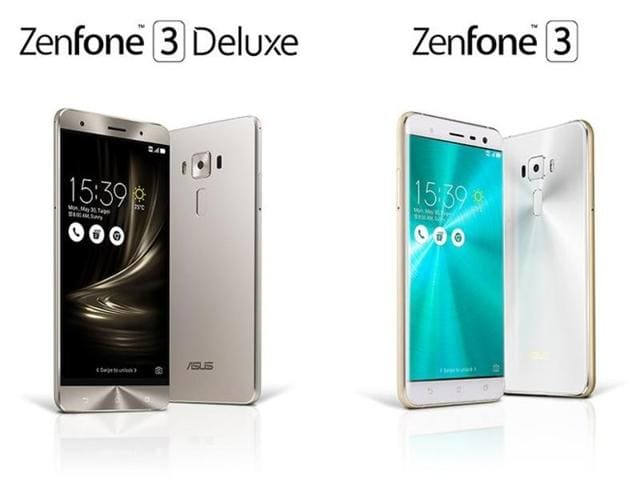 Asus's new flagship smartphone comes in three variants: the ZenFone 3,  Deluxe, and Ultra.