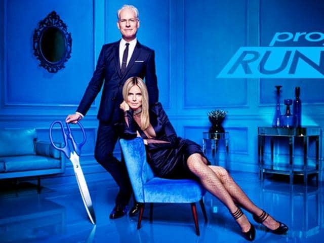 Project Runway,Heidi Klum,Tim Gunn