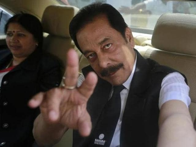 Subrata Roy was jailed in 2014 after failing to comply with a Supreme Court order to repay money raised under deposit plans later ruled illegal.