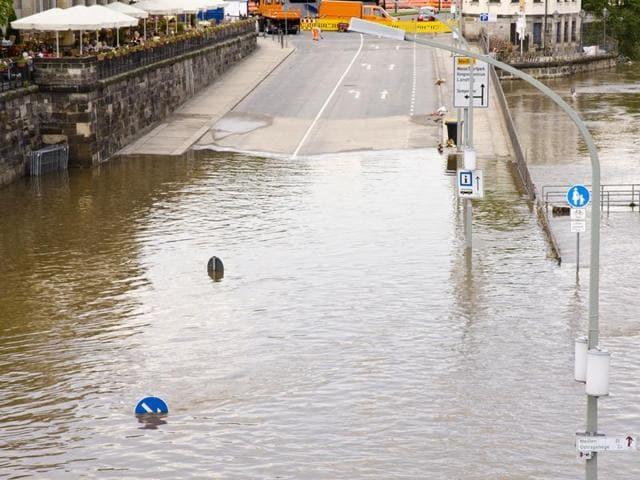 germany flood,Baden-Wuerttemberg,southwestern German