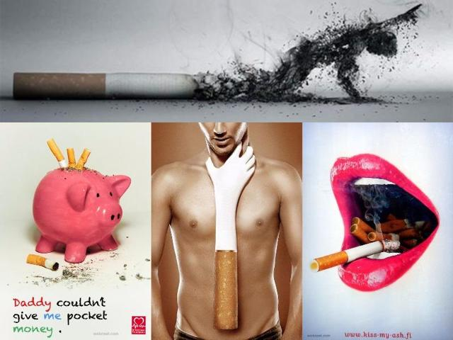 On World No Tobacco Day, which is May 31, we give you 22 best anti-smoking ads. If these don't make you quit, what will?