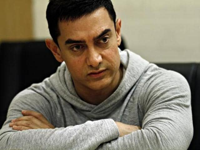 Aamir is currently shooting for Dangal. YouTube)