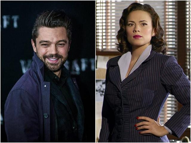 Dominic Cooper,Amazon,Agent Carter
