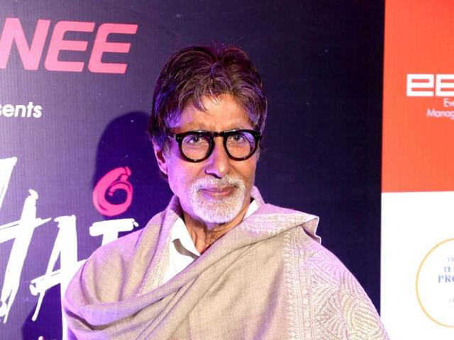 Actor Amitabh Bachchan speaks out in favour of daughter-in-law Aishwarya Rai Bachchan sporting purple lips at Cannes.