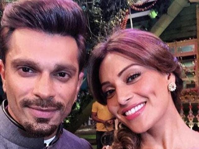 Bipasha Basu,Karan Singh Grover,The Kapil Sharma Show