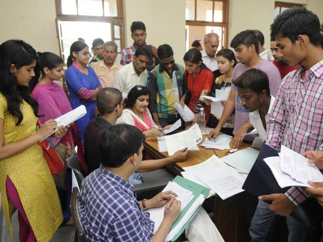 Cluster centre,DU admissions 2016,Delhi university colleges
