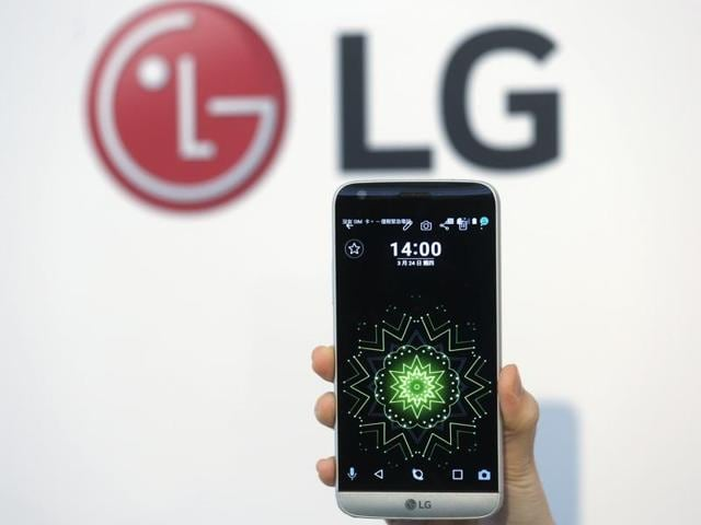 LG G5,India,Launch