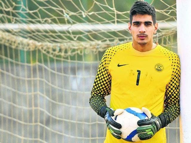 a8ff4c6b9 Sandhu becomes first Indian footballer to play in European top ...