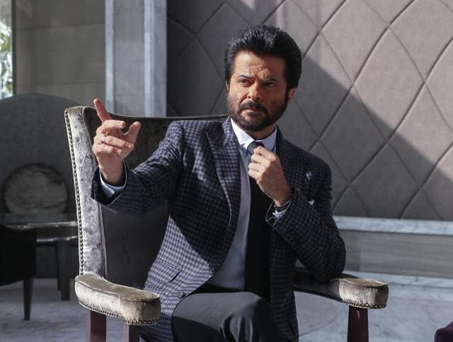Actor Anil Kapoor gets candid with HTCITY .